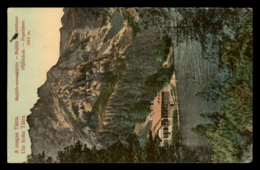 Die Hohe Tatra - Poppersee Und Majlath Schutzhaus - Slowakije