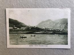 LEVICO VEDUTA GENERALE DEL LAGO  1915 - Trento