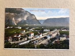 MEZOLOMBARDO STAZIONE FERROVIARIA - Trento