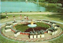 MACRITCHIE RESERVOIR- VIAGGIATA 1974    FG - Singapore