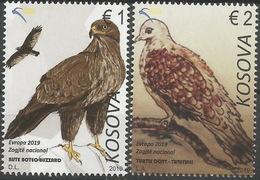 Europa 2019 / Kosovo / Set 2 Stamps - 2019