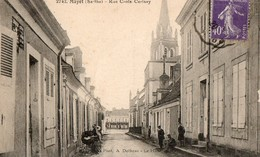 MAYET - Rue Croix Cerisay - Mayet
