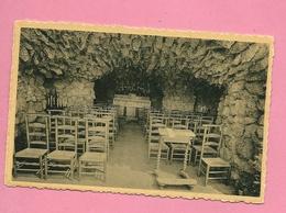 C.P. Maldegem-Kleit  = Grot  Van O.-L.-Vrouw  Van Lourdes  : Binnenzicht - Maldegem