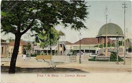 ~  JP  ~    MOZANBIQUE      ~    Praça De   Marca  ~  Lourenco   Marques    ~ - Mozambique