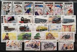 Ghana  USED LOT - Ghana (1957-...)