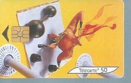 TELECARTE 50 UNITES -  VIVEZ LA VILLE  - 07 / 2003 - GEM - Frankrijk