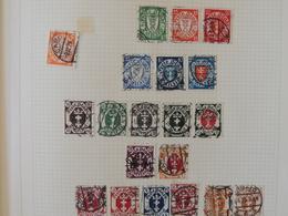 Dantzig  - Collection Sur Page D'album    //  Scans - Collections (sans Albums)