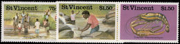 St Vincent 1986 Freshwater Fishing Unmounted Mint. - St.Vincent (1979-...)