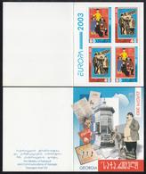 GEORGIA  Michel  420/21  BOOKLET ** MNH - Géorgie
