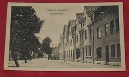 Gruss Aus Wegberg - Bahnhofstrasse --------------- 502 - Wegberg