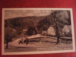 Unused Postcard From Germany, Eisenhammer Bel Weida/Thur - Duitsland