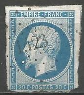 FRANCE - Oblitération Petits Chiffres LP 1423 GOUZON (Creuse) - Marcophilie (Timbres Détachés)