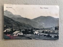 FIERA PRIMIERO MONTE PAVIONE  1913 - Trento