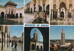 MOSQUEE DE DAKAR- VIAGGIATA 1982    FG - Senegal