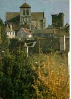 87 - Saint Yrieix La Perche - Le Clocher - Porche De La Collégiale Du Moutier - Voir Scans Recto-Verso - Saint Yrieix La Perche