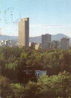 MEXICO-HOTEL PRESIDENTE CHAPULTEPEC- VIAGGIATA     FG - Messico