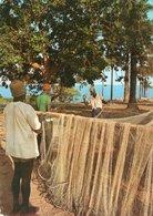 GUINEA-BISSAU-PESCADORES BIJAGOS- VIAGGIATA 1982    FG - Guinea-Bissau