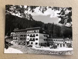 MADONNA DI CAMPIGLIO HOTEL BONAPACE  1963 - Trento