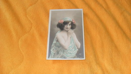 CARTE POSTALE ANCIENNE CIRCULEE DE 1910../ SUZY MABEL WALERY...CACHET + TIMBRE.. - Walery