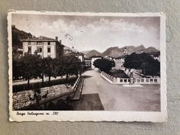 BORGO VALSUGANA M. 380  1951 - Trento