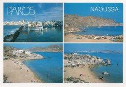 GRECIA-PAROS-NAOUSSA- VIAGGIATA     FG - Grecia