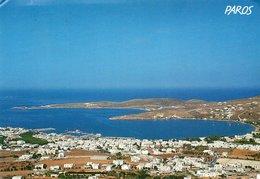 GRECIA-PAROS-- VIAGGIATA     FG - Grecia