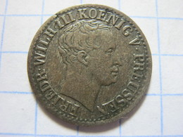 Prussia ½ Silbergroschen 1832 (A) - [ 1] …-1871 : Stati Tedeschi