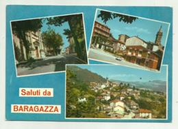 SALUTI DA BARAGAZZA - VEDUTE   VIAGGIATA  FG - Bologna