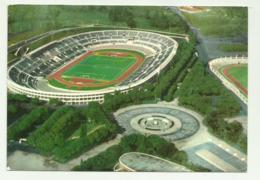 ROMA STADIO OLIMPICO   VIAGGIATA FG - Stades & Structures Sportives