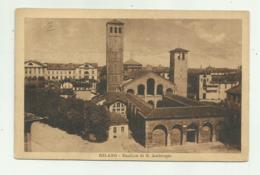 MILANO - BASILICA DI S.AMBROGIO  - NV FP - Milano (Milan)