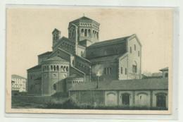 MILANO - ISTITUTO SALESIANO - ABSIDE DEL TEMPIO S.AGOSTINO  - NV FP - Milano (Milan)