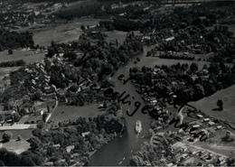 ! RAHNSDORF , Berlin ,  Seltenes Luftbild  1938, Nr. 36512, PLZ: 12589, Format 18 X 13 Cm - Allemagne