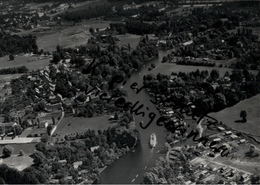 ! RAHNSDORF , Berlin ,  Seltenes Luftbild  1938, Nr. 36512, PLZ: 12589, Format 18 X 13 Cm - Germany