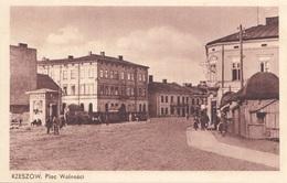 RZEAZOW Plac Wolnosci. Karte 192?, Gute Erhaltung - Polen