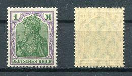 Deutsches Reich Michel-Nr. 150 Postfrisch - Unused Stamps