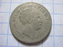 Prussia 1 Silbergroschen 1839 (A) - [ 1] …-1871 : Stati Tedeschi
