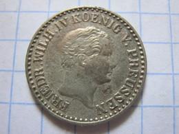 Prussia 1 Silbergroschen 1852 (A) - [ 1] …-1871 : Stati Tedeschi