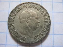 Prussia 1 Silbergroschen 1855 (A) - [ 1] …-1871 : Stati Tedeschi