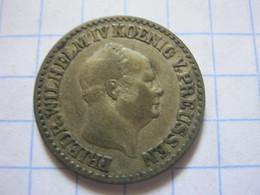 Prussia 1 Silbergroschen 1856 (A) - [ 1] …-1871 : Stati Tedeschi