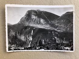FAI CON LA PAGANELLA E LA FUNIVIA DEL MONTE DI MEZZOCORONA  1957 - Trento