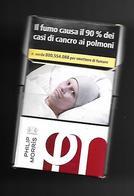Tabacco Pacchetto Di Sigarette Italia - Philip Morris 2017 Da 20 Pezzi N.2 - Tobacco-Tabac-Tabak-Tabaco - Scatola Di Sigari (vuote)