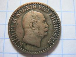 Prussia 1 Silbergroschen 1863 (A) - [ 1] …-1871 : Stati Tedeschi