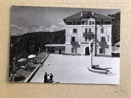 PASSO DELLA MENDOLA ALBERGO GOLF  1962 - Trento
