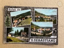 SALUTI DA S. SEBASTIANO  1967 - Trento