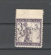 1919 S.H.S.YUGOSLAVIA -  SLOVENIA - VERIGARJI -  3 Vin .MLH* - 1919-1929 Royaume Des Serbes, Croates & Slovènes