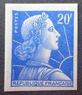 R1591/380 - 1955 - TYPE MARIANNE DE MULLER - N°1011Be NEUF** ND - France
