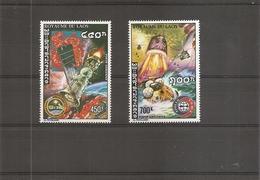 Espace ( PA 122/123 XXX -MNH- Du Laos) - Raumfahrt