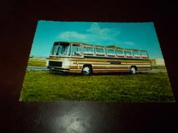 B728  Vecchio Pulman Bus - Cartoline