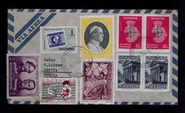 Madres Mères Fêtes Argentina PIO XII Papes Religions Fleurs Flowers Flora Saving Money GEOFISIC YEAR 1960 Gc4059 - Mother's Day