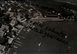 ! Berlin,  Grünau, Seltenes Luftbild  1938, Nr. 36493, PLZ: 12527, Format 18 X 13 Cm - Germany